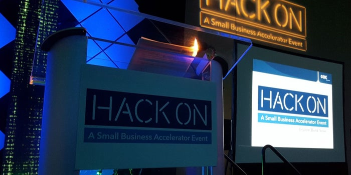 Startup Honored as Winner of First-Ever 'HackON' Competition