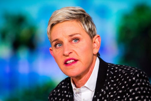 Ellen Degeneres Won't Hand Her Twitter Crown to the 16-Year-Old Nugget Lover Without a Fight