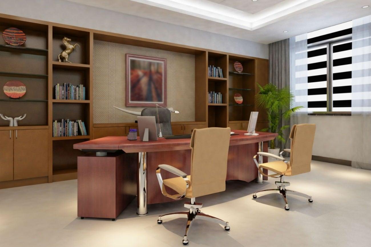 10 preguntas para dise ar tu oficina for Imagenes de oficinas de lujo
