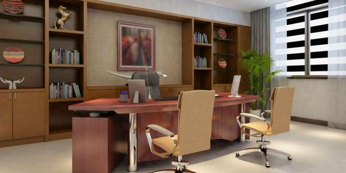 10 preguntas para dise ar tu oficina for Areas de una oficina