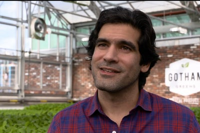 To Help Save the Planet, This Entrepreneur Builds Sustainable Farms in...