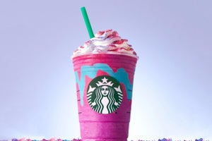 Starbucks Unleashes the Unicorn Frappucino