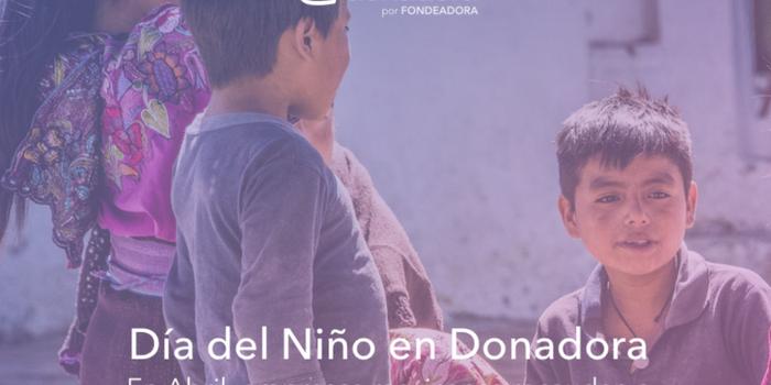¡Ayuda a 4 emprendedores a celebrar a los niños de México!