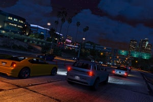 Grand Theft Auto V Is Helping Teach Driverless Car AI