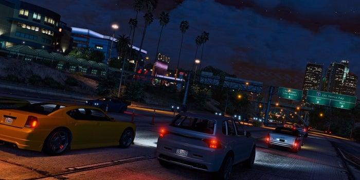 Grand Theft Auto V Is Helping Teach Driverless Car AI