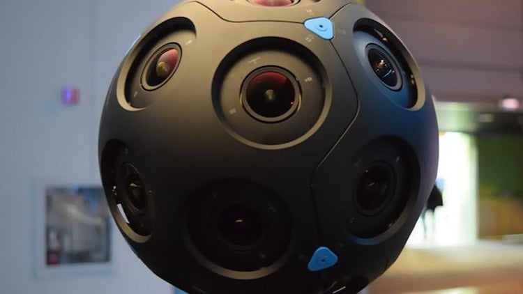 Facebook Unveils Updated Surround 360 Cameras