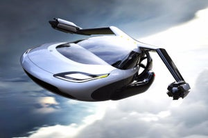 Here's How People Really Feel About Flying Cars