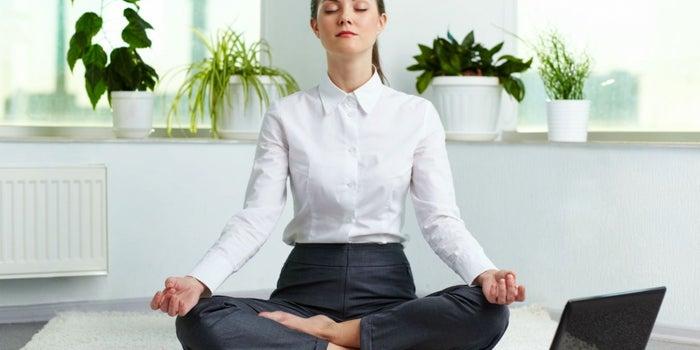 Medita para ser un mejor líder