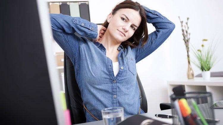 3 ejercicios para hacer en la oficina