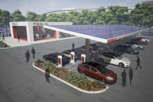 Tesla Announces Huge Supercharger Expansion