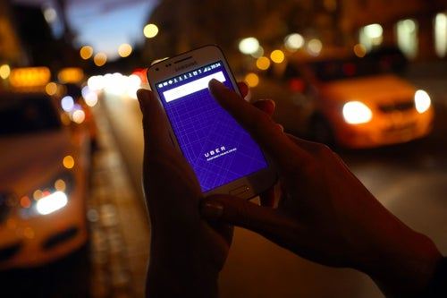 7 Times Uber Has Tracked People