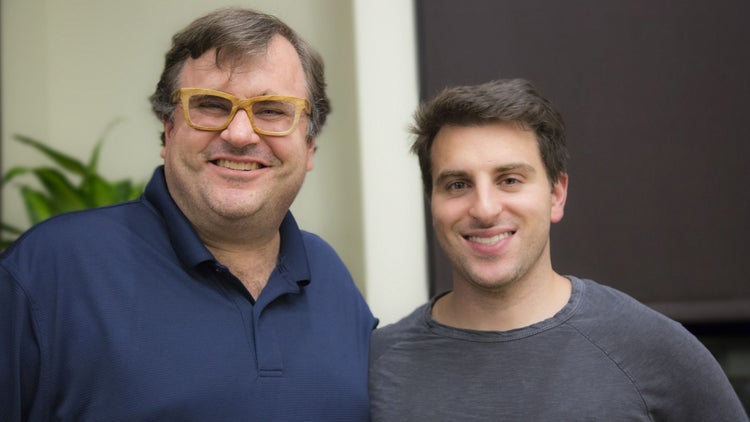 LinkedIn's Reid Hoffman: To Scale, Do Things That Don't Scale