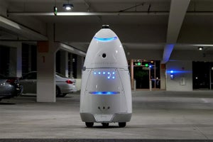 Drunk Man Arrested After Attacking Armless Security Robot