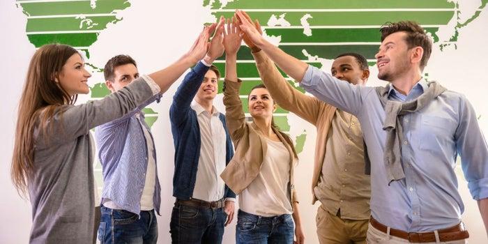 Esta plataforma que busca conectar emprendedores en todo el mundo