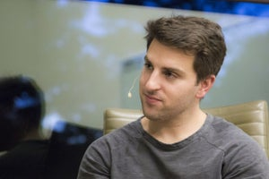 First on Entrepreneur: Airbnb's Brian Chesky Shares His Childhood Obsession for Design