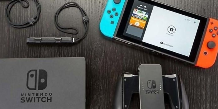 Nintendo Shipped 2.74 Million Switch Units in Its First Month