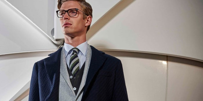 The Executive Selection: Suitsupply
