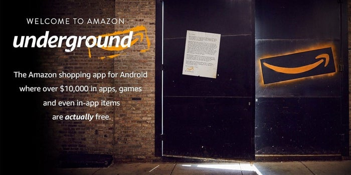 Enjoy Those 'Actually Free' Amazon Apps While You Can