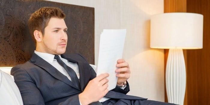 Sé más productivo en tus viajes de negocios