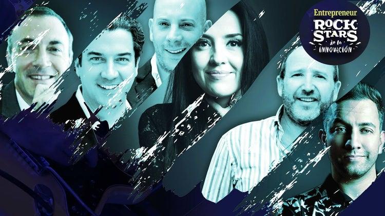 5 emprendimientos que rompen esquemas en RockStars de la Innovación