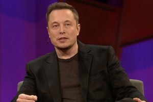 Watch and Read the Transcript of Elon Musk's 'Boring' TED Talk