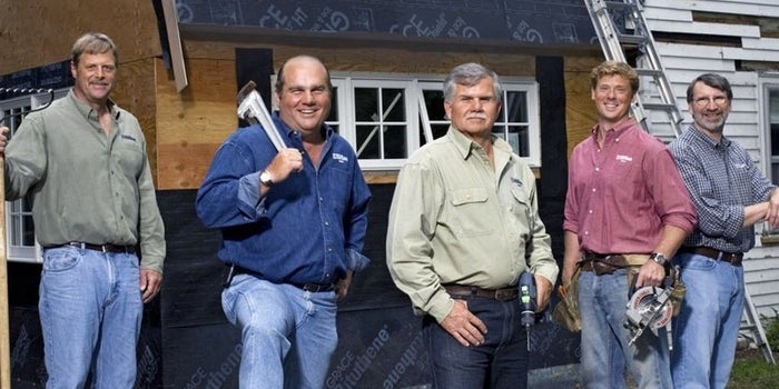 Why Did So Many Contractors Once Fear 'This Old House?'