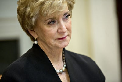 How Billionaire Linda McMahon Hopes to Help Small Businesses in Her Ne...