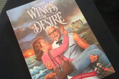 KFC Just Published a Ridiculously Raunchy and Bizarre Romance Novella...