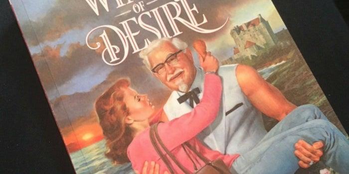 KFC lanza una novela romántica para el Día de las Madres