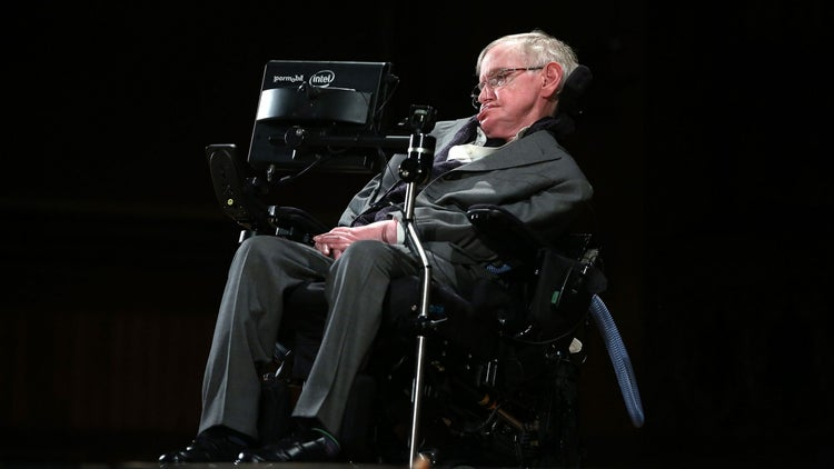 Stephen Hawking Says We Have 100 Years to Inhabit Another Planet