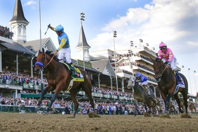 The 2017 Kentucky Derby by the Numbers (Infographic)