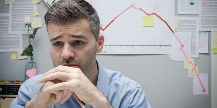 Cómo influye el pensamiento negativo en los emprendedores