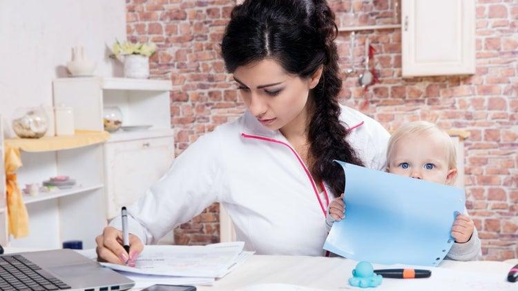 Equilibrio personal y laboral para mompreneurs