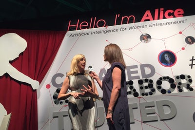 This New AI Platform Wants to Help More Women Entrepreneurs Become Mil...