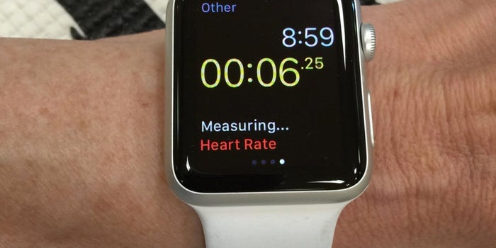 AI-equipped Apple Watch Can Detect Irregular Heartbeat and Signs of a Stroke