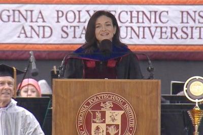 Sheryl Sandberg Reflects on Her Husband's Death and How She Bounced Ba...