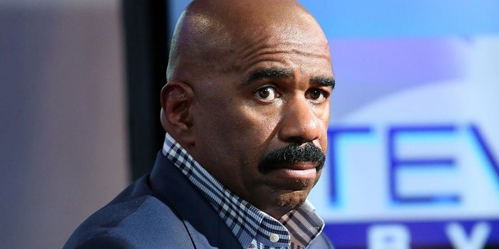 If You Think Your Boss Is Harsh, Read Steve Harvey's Blunt Email to His Employees