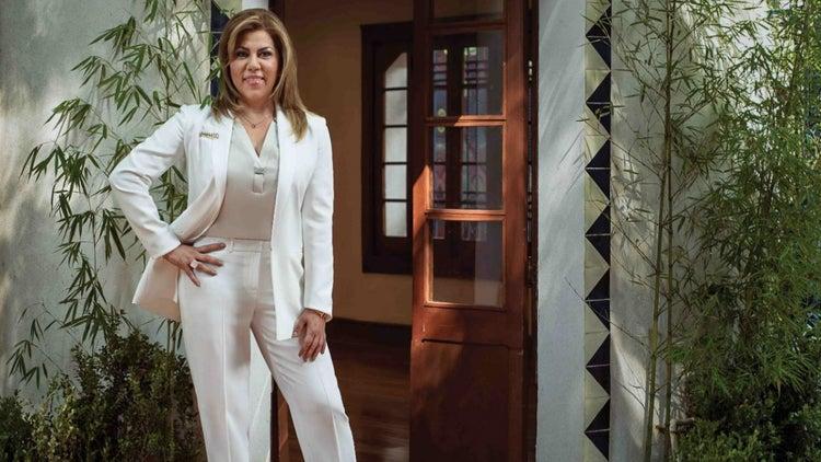 Mujeres que pisan fuerte: Blanca Estela Pérez