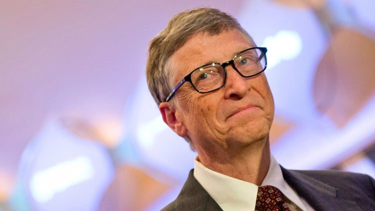 Billionaire Bill Gates Tweets Advice to New Graduates