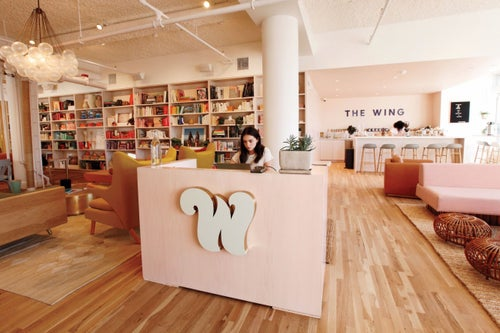 Why Women-Only Coworking Spaces Are on the Rise