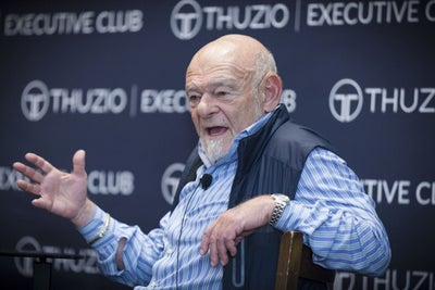 Billionaire Sam Zell Explains Why It's Okay to Be Wrong