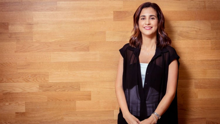 Entrepreneur Middle East's Achieving Women 2017: Nathalie Haddad