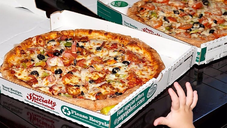 Someone in 2010 Bought 2 Pizzas With 10,000 Bitcoins -- Which Today Would Be Worth $20 Million