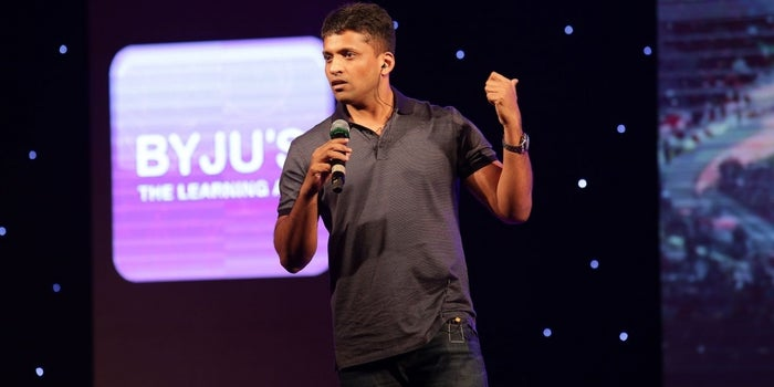 India's Biggest Edtech Entrepreneur Urges Students to Become Life-long Learners