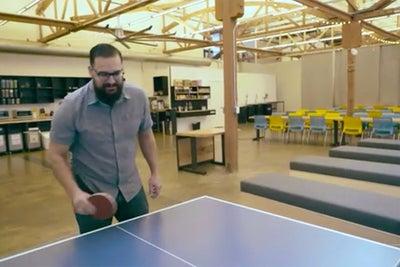This Travel Company's Headquarters Has Ping-Pong Tables and Kombucha o...