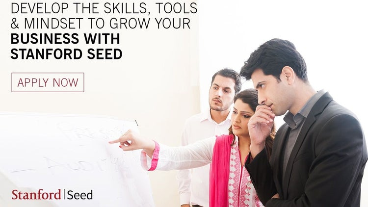 Stanford's Seed Transformation Program for Entrepreneurs Launches in India For the First Time