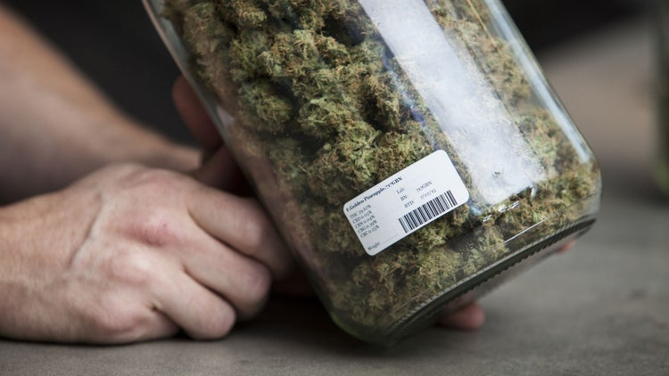 First Year of Recreational Marijuana Sales Are a Tax Windfall for Oregon