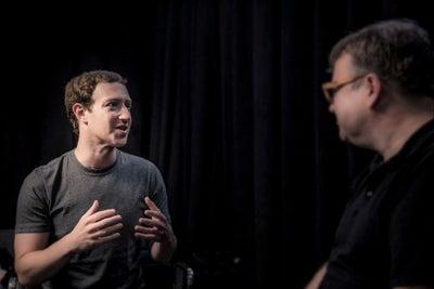 Mark Zuckerberg Reveals the 5 Strategies That Helped Facebook Grow at...