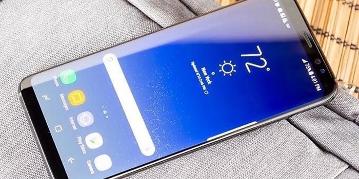 Selfies Could Fool the Galaxy S8's Iris Scanner