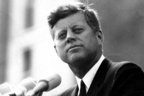 10 Quotes From John F. Kennedy on Leadership and Personal Growth